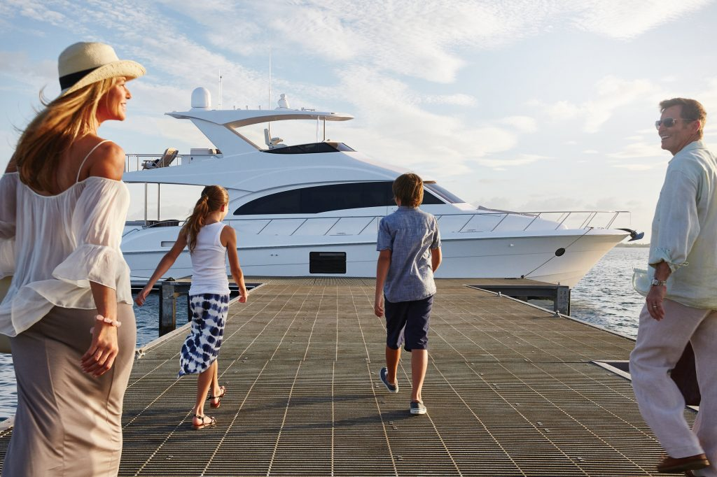 Hatteras Yachts dealer