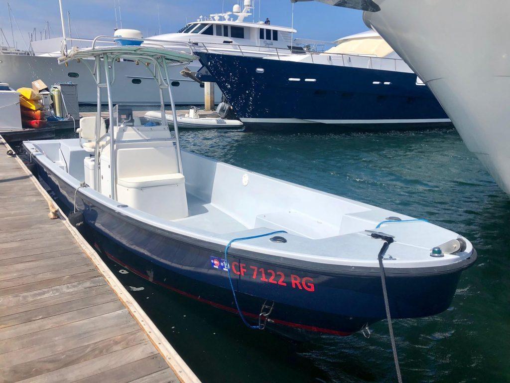 500 Gallon Fuel Tank >> 26 ft 2006 Angler Diesel Panga - Kusler Yachts | San Diego Sport Fishing Boats & Luxury Yachts ...