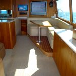 Karma is a Sculley Custom Carolina Sportfisher Yacht For Sale in San Diego-11