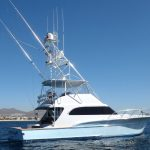 Karma is a Sculley Custom Carolina Sportfisher Yacht For Sale in Cabo San Lucas-2