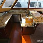 KAI'S 19TH HOLE is a Egg Harbor 48 Flybridge Convertible Yacht For Sale in San DIego-7