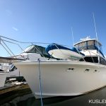 KAI'S 19TH HOLE is a Egg Harbor 48 Flybridge Convertible Yacht For Sale in San DIego-0