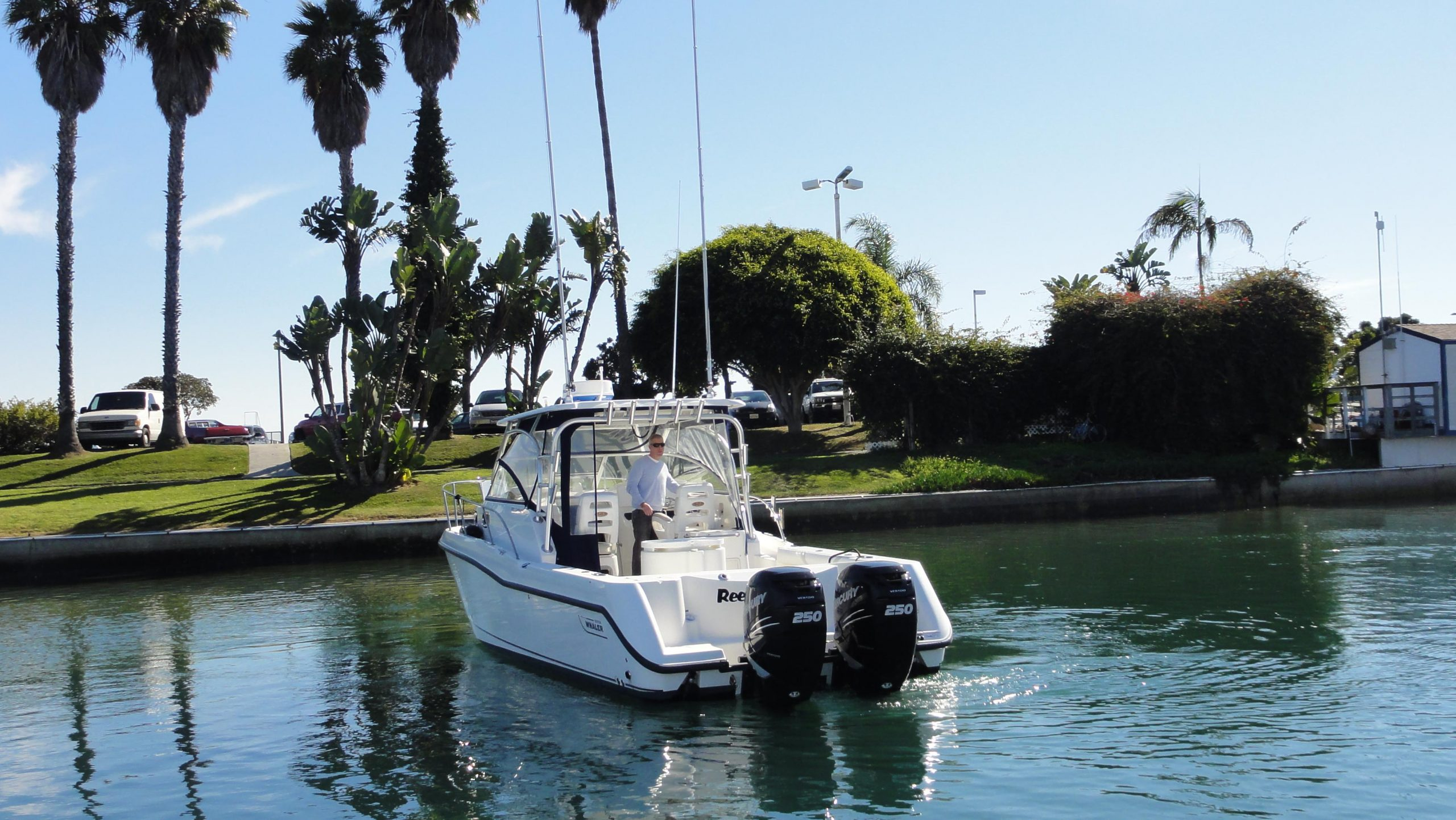 REEL BROTHERS is a Boston Whaler 305 Conquest Yacht For Sale in San Diego-0