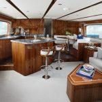 Hatteras GT70 is a Hatteras GT70 Yacht For Sale in San Diego-6