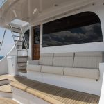 Hatteras GT70 is a Hatteras GT70 Yacht For Sale in San Diego-4