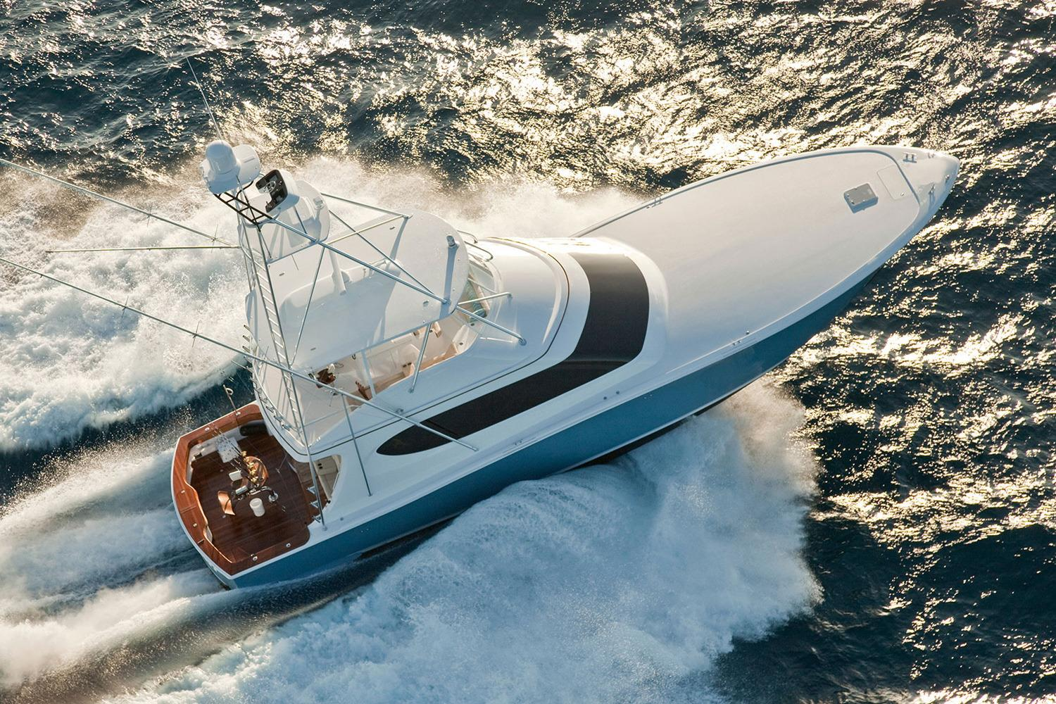 Hatteras GT70 is a Hatteras GT70 Yacht For Sale in San Diego-0