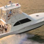 is a Albemarle 41 Convertible Yacht For Sale in San Diego-0