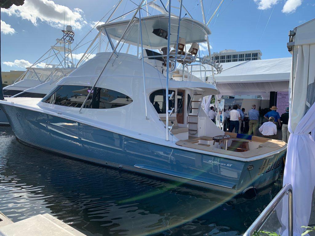 Boat Show California Albemarle