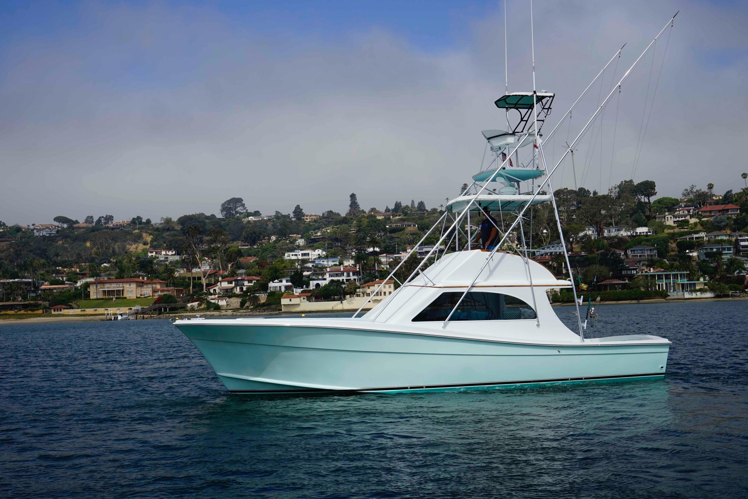 ROGUE is a Topaz 40 Express Yacht For Sale in Oxnard-0