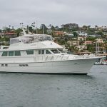Daydreamer is a Hatteras Cockpit Motor Yacht Yacht For Sale in San Diego-1