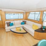 Daydreamer is a Hatteras Cockpit Motor Yacht Yacht For Sale in San Diego-3