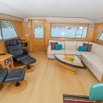 Daydreamer is a Hatteras Cockpit Motor Yacht Yacht For Sale in San Diego-4