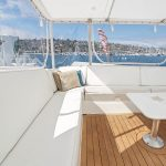 Daydreamer is a Hatteras Cockpit Motor Yacht Yacht For Sale in San Diego-41