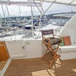 Daydreamer is a Hatteras Cockpit Motor Yacht Yacht For Sale in San Diego-43