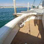 Daydreamer is a Hatteras Cockpit Motor Yacht Yacht For Sale in San Diego-45