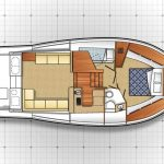 is a Albemarle 41 Convertible Yacht For Sale in San Diego-9