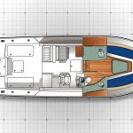 is a Albemarle 29 Express Yacht For Sale in San Diego-10