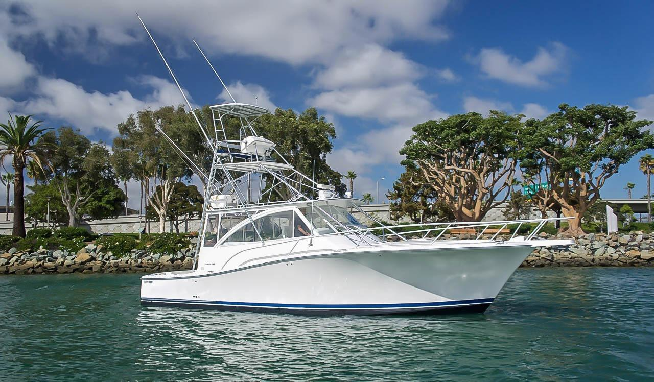 is a Luhrs 41 Open Yacht For Sale in San Diego-0