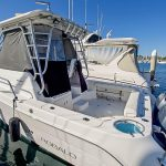is a Robalo R305 Walkaround Yacht For Sale in San Diego-7