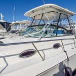 is a Robalo R305 Walkaround Yacht For Sale in San Diego-5