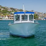 Brand New Model is a Little Hoquiam Pilothouse Yacht For Sale-1