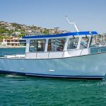 Brand New Model is a Little Hoquiam Pilothouse Yacht For Sale-2