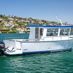 Brand New Model is a Little Hoquiam Pilothouse Yacht For Sale-0