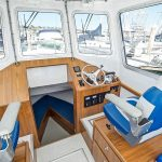 Brand New Model is a Little Hoquiam Pilothouse Yacht For Sale-13