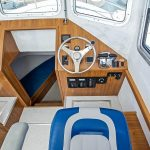 Brand New Model is a Little Hoquiam Pilothouse Yacht For Sale-14