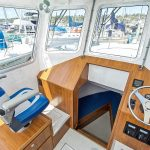 Brand New Model is a Little Hoquiam Pilothouse Yacht For Sale-15