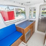 Brand New Model is a Little Hoquiam Pilothouse Yacht For Sale-27