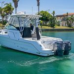 is a Robalo R305 Walkaround Yacht For Sale in San Diego-29