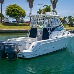 is a Robalo R305 Walkaround Yacht For Sale in San Diego-3