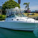 is a Robalo R305 Walkaround Yacht For Sale in San Diego-0