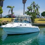 is a Robalo R305 Walkaround Yacht For Sale in San Diego-1