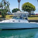 is a Robalo R305 Walkaround Yacht For Sale in San Diego-4