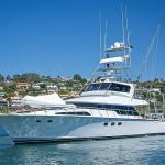 JANAMARI is a Knight & Carver Long Range Yachtfisher Yacht For Sale in San Diego-0