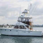 JIGGER JOE is a Pacifica 44 Tournament Yacht For Sale in San Diego-4