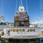 JIGGER JOE is a Pacifica 44 Tournament Yacht For Sale in San Diego-6