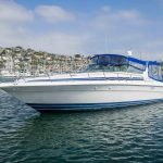 Viva Cruz is a Sea Ray 450 Sundancer Yacht For Sale in San Diego-1
