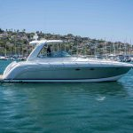 SEA HAVEN is a Formula 40 Cruiser Yacht For Sale in San Diego-38