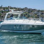 SEA HAVEN is a Formula 40 Cruiser Yacht For Sale in San Diego-41