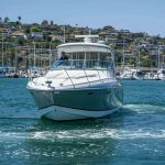 SEA HAVEN is a Formula 40 Cruiser Yacht For Sale in San Diego-42