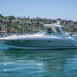 SEA HAVEN is a Formula 40 Cruiser Yacht For Sale in San Diego-44
