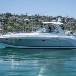 SEA HAVEN is a Formula 40 Cruiser Yacht For Sale in San Diego-1