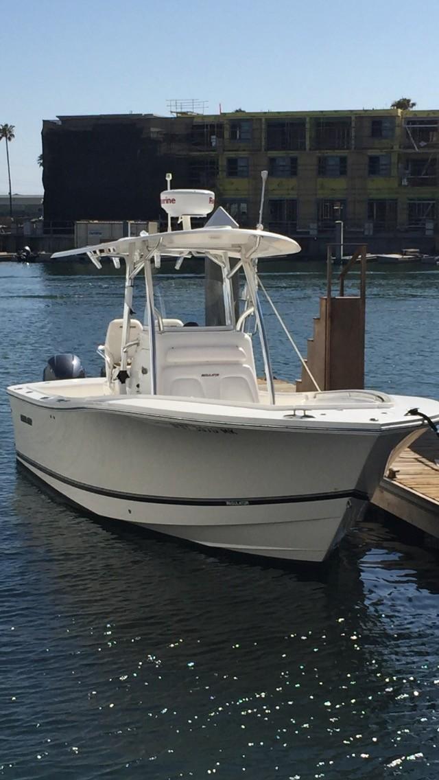 25 Ft 2014 Regulator 25 Kusler Yachts