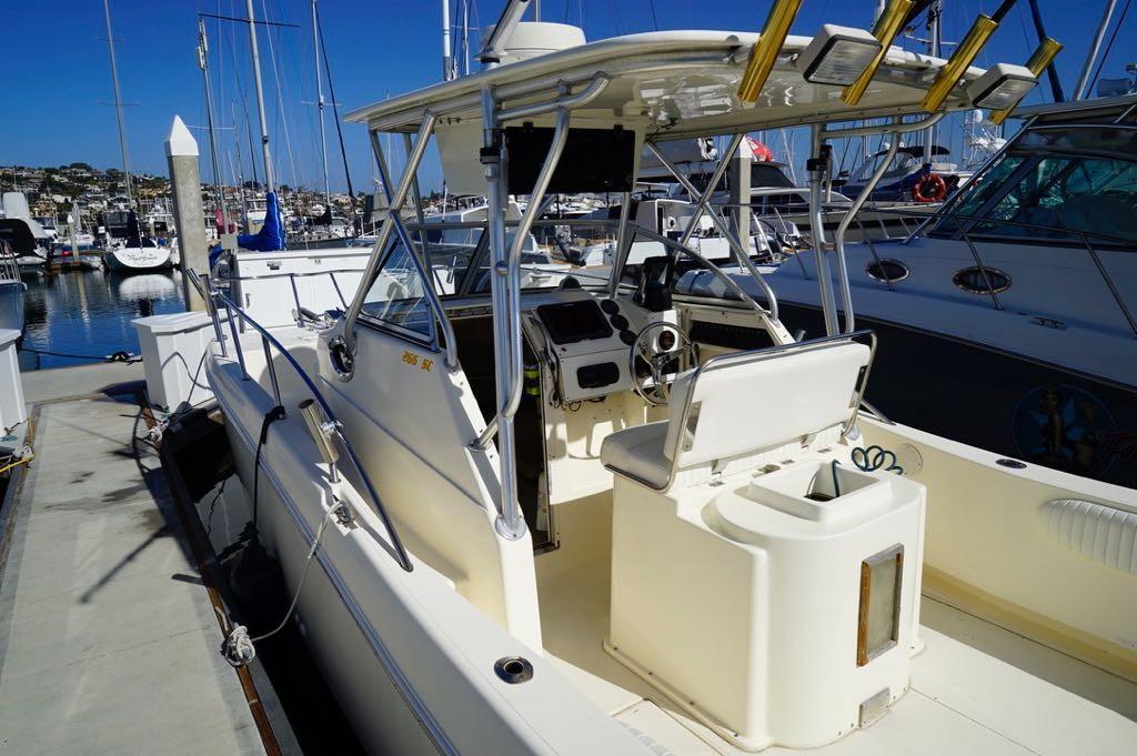 27 ft 2004 World Cat 270 EC - Kusler Yachts