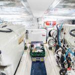 DEVOCEAN is a Riviera G2 Flybridge Yacht For Sale in San Diego-48