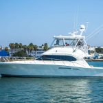 DEVOCEAN is a Riviera G2 Flybridge Yacht For Sale in San Diego-2