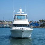 DEVOCEAN is a Riviera G2 Flybridge Yacht For Sale in San Diego-3